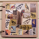 Handmade Birding Journal