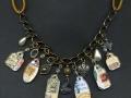 Antique treasure necklace.