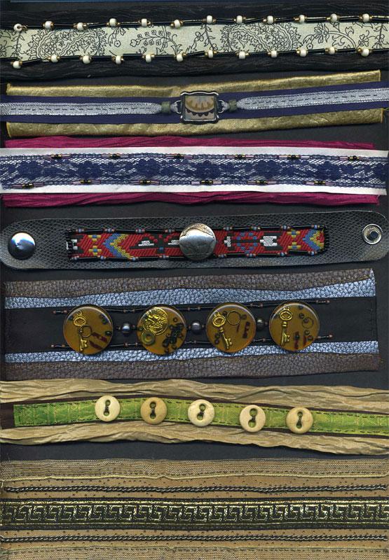 Cuff Bracelet Prototypes