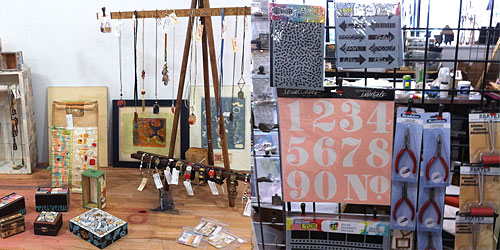 Moving sale at Studio:art