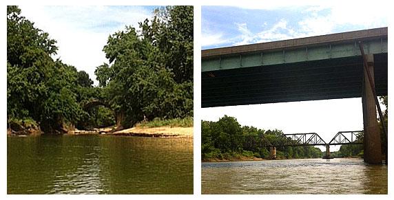 Some interesting bridges