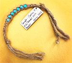 Kid's Beaded Wish Bracelet